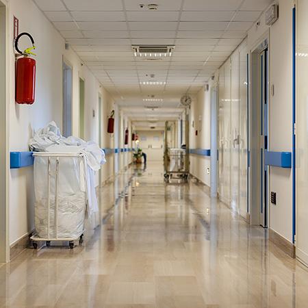Reinigung Krankenhäuser