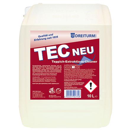 TEC neu Sprühextraktionsreiniger