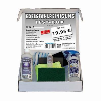 Testbox-EdelstahlArt.Nr.11473